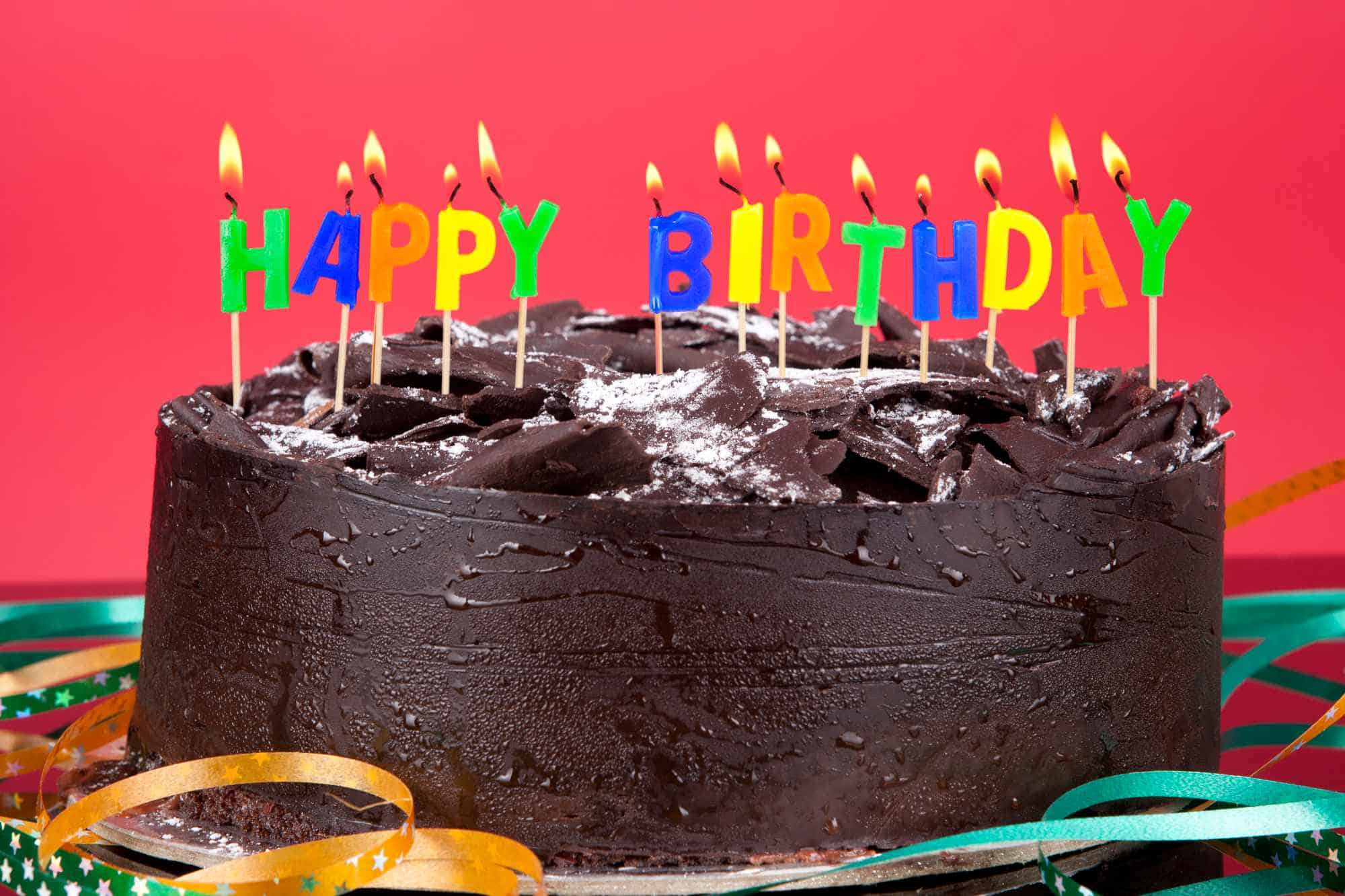 A Big List Of Birthday Cake Sayings AllWording