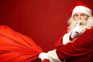 Secret Santa Invitation Wording
