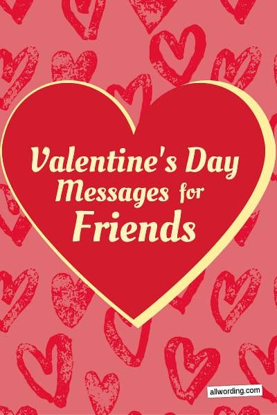 28 Ways to Say Happy Valentine's Day to a Friend ...